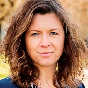 CATJA APPELROS, Vice Chair Person Scandinavian Green Roof Association