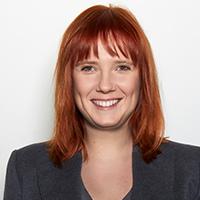 Theresa Schleicher , Trendforscherin beim Zukunftsinstitut