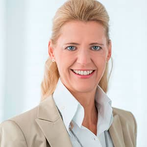 TANJA SEVERIN, Head of Siemens Real Estate